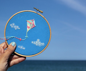 crafts, embroidery, and handmade image