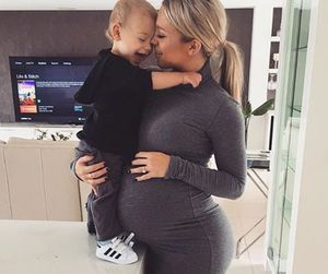 baby, family, and pregnant image