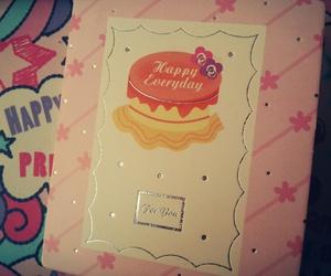 happy birthday pink girly image