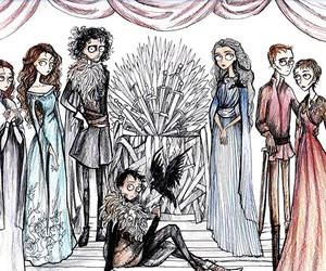 art, fanart, and a song of ice and fire image