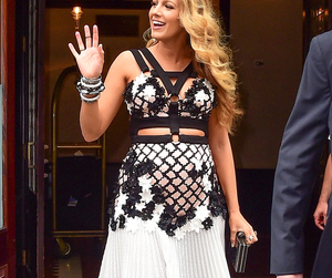 beauty, blake lively, and pregnant image