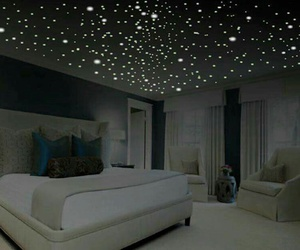 room and stars image