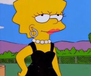 lisa, simpsons, and lisa simpson image