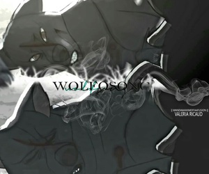 death, wolf, and wolfsong image