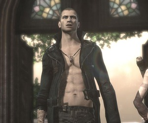 body, devil may cry, and dmc image