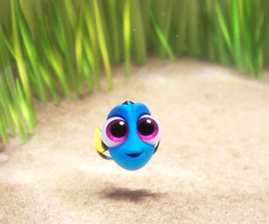 disney, dory, and finding dory image