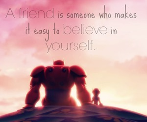 disney, friend, and big hero 6 image
