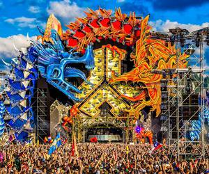 Dream, festival, and holland image