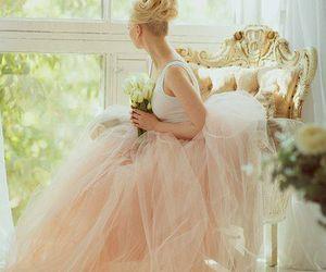 bride, fashion, and girly image