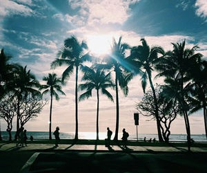 beach, fun, and summer image