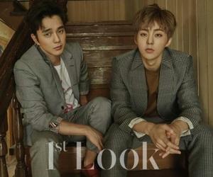 exo, yoo seung ho, and xumin image
