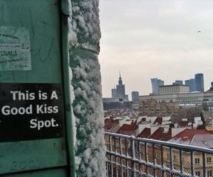 kiss, city, and grunge image