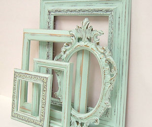 frame, decoration, and mint image