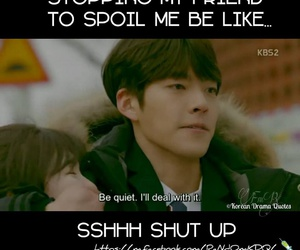fun, funny, and Korean Drama image