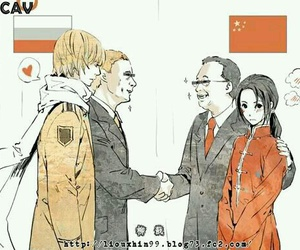 aph, china, and cute boy image