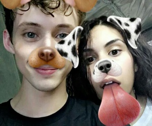 alessia cara and troye sivan image
