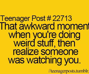 funny, teenager post, and weird image