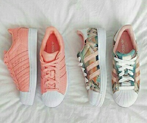 adidas, alternative, and colorful image