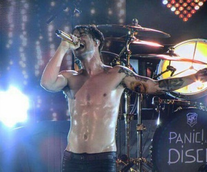 brendon urie, daddy af, and my ovaries exploded image