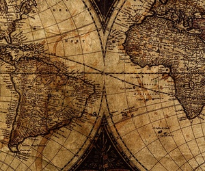 world, wallpaper, and map image