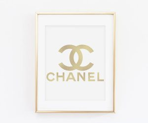 chanel, coco chanel, and decor image