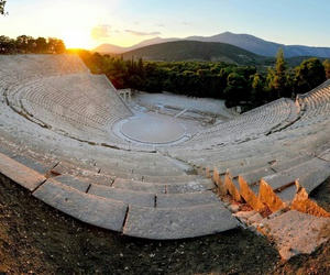 Greece, places, and theater image