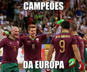 2016, portugal, and campeoes image