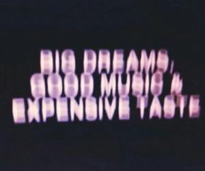 drunk, party, and big dreams image