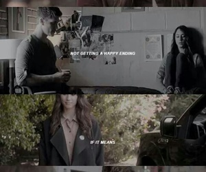 yvonne, pll, and spencer hastings image