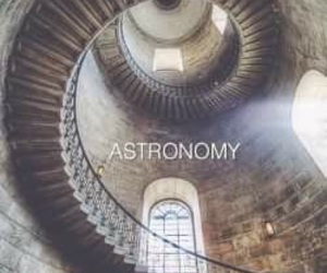 astronomy, harry potter, and hogwarts image