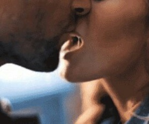beso, gif, and kiss image