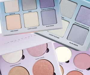 beauty, cosmetics, and highlighter image