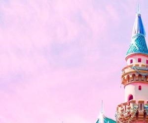 wallpaper, pink, and disney image