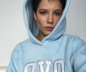 blue and halsey image