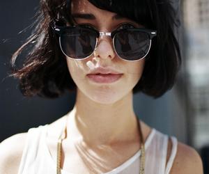 girl, kimbra, and sunglasses image