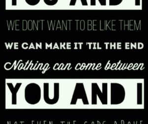 one direction, you and i, and song image