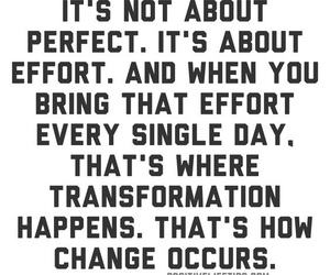 quotes, effort, and change image
