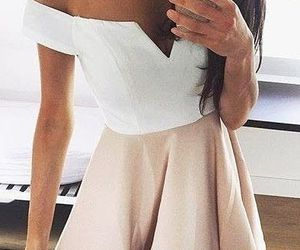 chic, dress, and fashion image