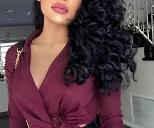 beautiful, burgundy, and youtube image