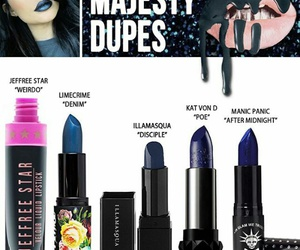 dupe and kylie jenner image