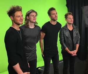 band, andy brown, and ryan fletcher image