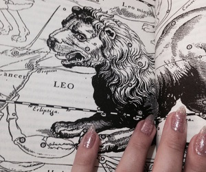 astrology, estrelas, and glitter image