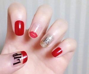 fashion, nail art, and cute image
