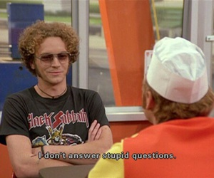 that 70s show, hyde, and question image