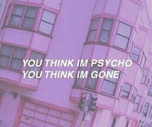 pink, melanie martinez, and Psycho image