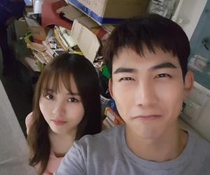 2PM, kim so hyun, and ok taecyeon image