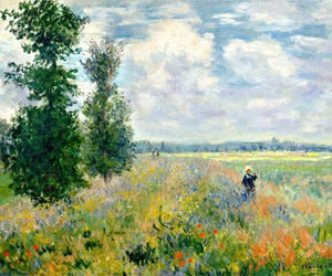 claude monet and monet image