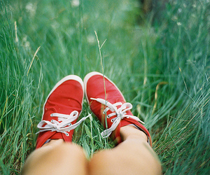 shoes, girl, and photography image