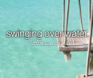 water, goals, and bucket list image