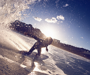 surf and photography image